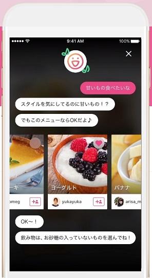 FiNCダイエット家庭教師アプリ