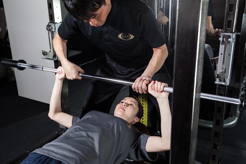 ライザップ(RIZAP)ジムのトレーニング内容