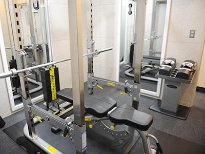 コアポジション(Core Position)のトレーニング設備