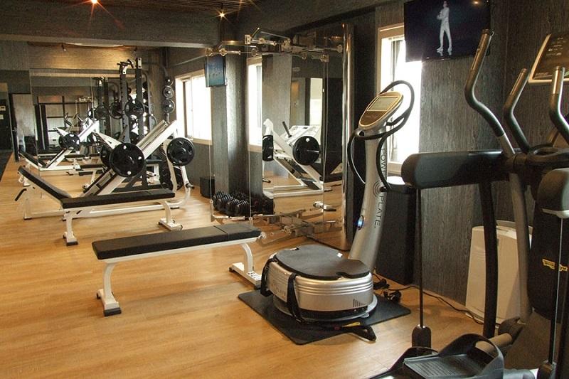 パーソナルボディラボ(Personal Body Lab)のトレーニングスペース