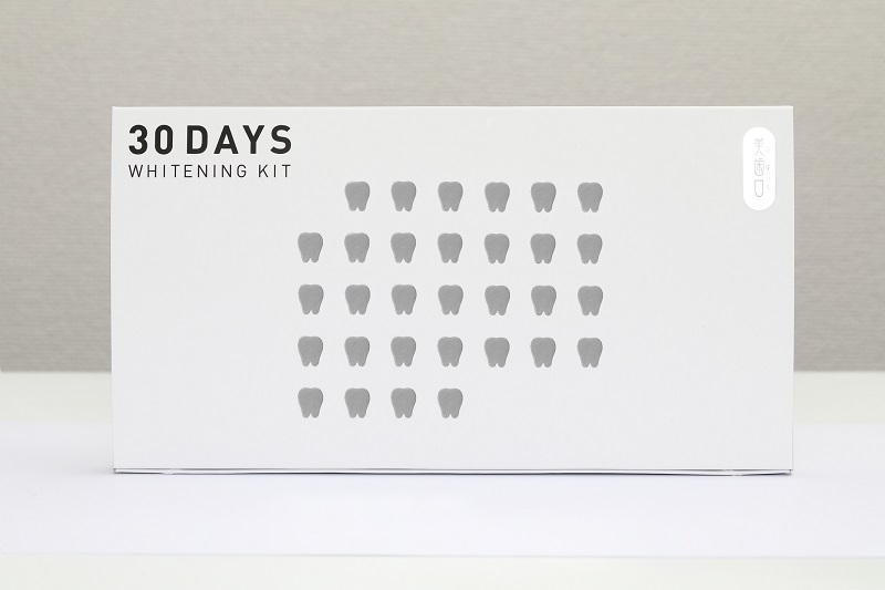 美歯口30DAYS WHITENING KIT