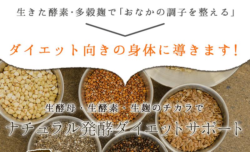 メタバイオの生酵素・生酵母・生麹